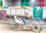 Manual Tricycle