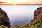 Cliff Edge Sunset