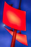 Gas Light Mast Shades