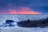 Horizon on Fire