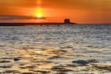 Martello Tower Sunset