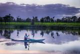 Late Evening Kayak