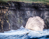 Cliff Face Wave
