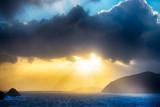 Blasket Island Sunset