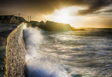 Wild Atlantic - Winter Sunset