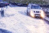 Sea-Foam Blizzard