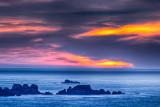 Blankets Sunset