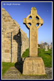 Ireland - Co.Offaly - Clonmacnoise -  South Cross.