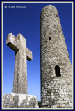 Ireland - Co.Mayo - Meelick Round Tower