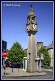Ireland - Co.Mayo - Westport - Clock Tower