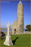 Ireland - Co.Offaly - Clonmacnoise