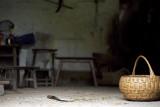 Inside A Humble Fram House
