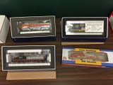 Our Thanks to Athearn & Fox Valley Models for their generous prize donations