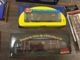 Just a few of the raffle prizes from Athearn.