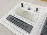 3D printing display by Robert Bowdidge