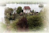 Castle Mauensee by Sursee