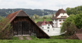 Castle Wyher and a farmer house
