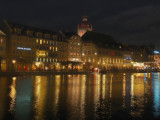 Lucerne at Christmas time