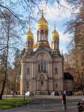 Russisch-orthodoxe Kirche auf dem Neroberg