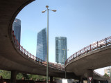 Another angle to the Business part of Madrid in Chamartin