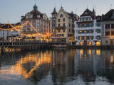 Winter-Christmas-time in Lucerne