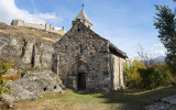 Small chapell on the way to Tourbillon