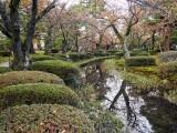 Hisago-ike Pond, Kenroku-en