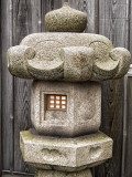 Toro at a Shinto schrine