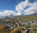 The view to Sion/Sitten