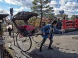 Who wants a rickshaw ride?