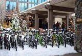 Many Cold Bikes