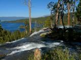Eagle Falls and Emerald Bay