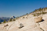 GLACIAL ERRATICS AT OLMSTED POINT