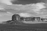 VIEW FROM ARTISTS' POINT, MONUMENT VALLEY