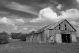 TOBACCO BARN, KENTUCKY