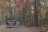 ENTRANCE TO DANIEL BOONE NATIONAL FOREST