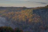 MORNING SUN ON RED RIVER GORGE
