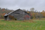 BARN BY ROAD TO CUMBERLAND FALLS
