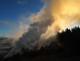 Billowing Boiling Land