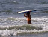 Navel Surfer