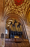 The 'Milton' organ