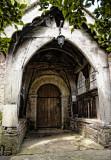 Church of St Mary Turnastone - entrance