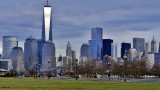 1 WTC shines in the sky