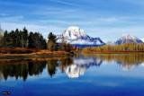 Grand Teton NP,  WYOMING / Fall 2014