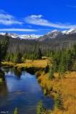 Rocky Mountains, COLORADO / Fall 2014