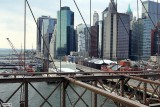 Looking south from the Brooklyn Bridge