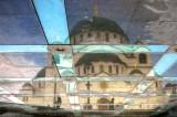 St Sava Temple Reflection, Belgrade, Serbia