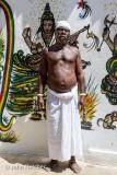 Papa Kombe, High Priest