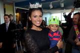 Nina Visits the Golisano Children's Hospital  (November 16, 2013)