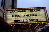 Miss America - Live On Stage  (November 17, 2013)